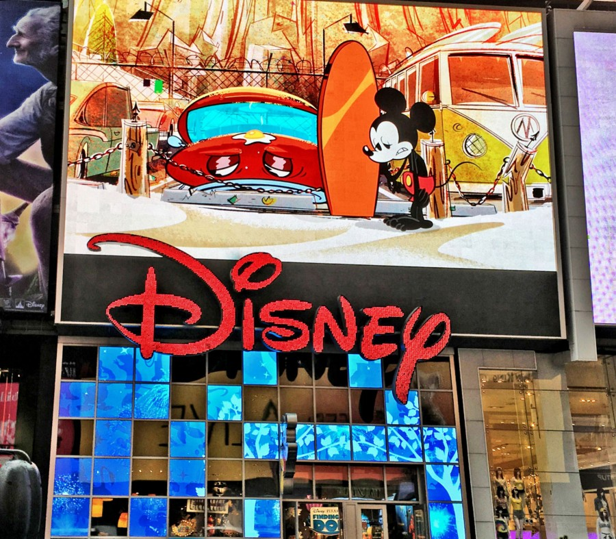 Time Square Disney Store Hidden Mickey Error adding symbol table to error log num 48661! MySQL Error: Data too long for column 'symbol_table' at row 1<br> <br>  Notice: Undefined variable: adtop in /home/findingmickeys/public_html/designs/news/detail.php on line 382