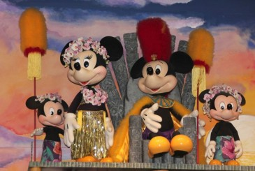 Disney's Polynesian Resort Boutiki Store Hidden Mickey Find Mickeys