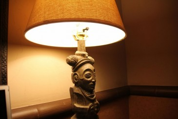 Polynesian Resort Guest Room Lamp Hidden Mickey Find Mickeys