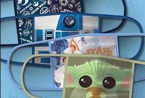 Disney's Cloth Face Masks Find Mickeys